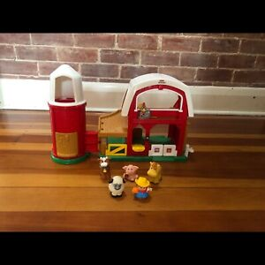 Fisher-Price Little People farmhouse