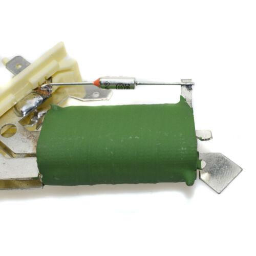 Calibra or Cavalier Heater Fan Resistor 90383817 New Vauxhall Astra F