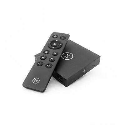 OSMC Vero 4K + streaming box (2018 model)