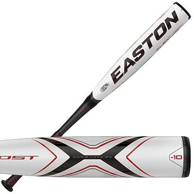 "2019 Easton Ghost X Evo -10 29""/19 oz. Youth USSSA Baseball Bat SL19GXE10"