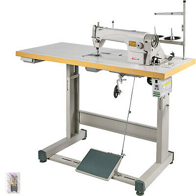Ddl-8700 Sewing Machine With Tableservo Motorstand Industrial 550w Manual