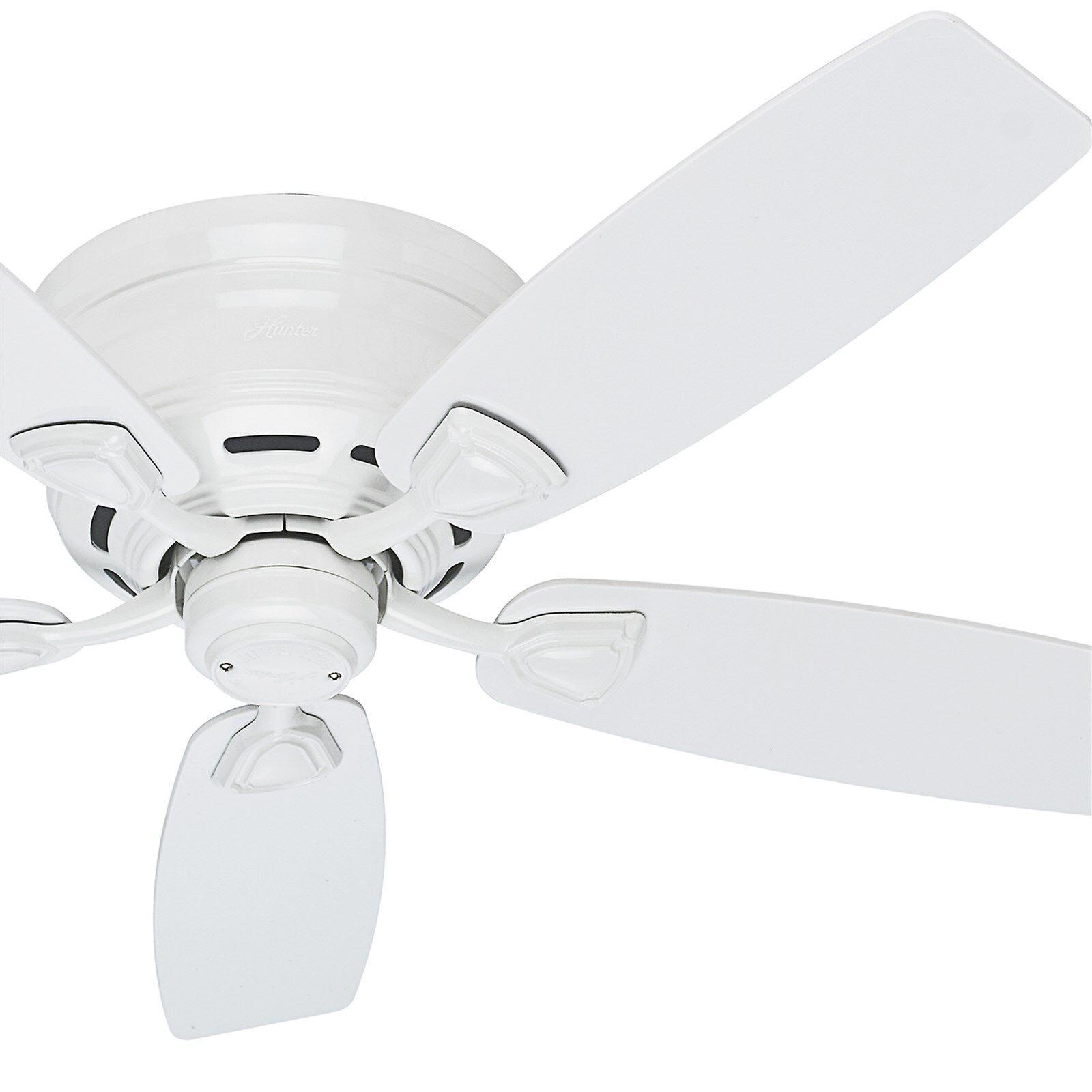 "Hunter 48"" Casual Outdoor Ceiling Fan"