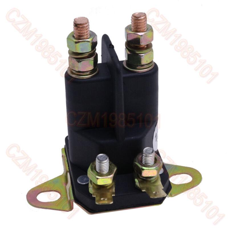 Starter Solenoid Relay Switch K3011-62250 for Kubota ZG123S ZG124E ZG127E ZG127S