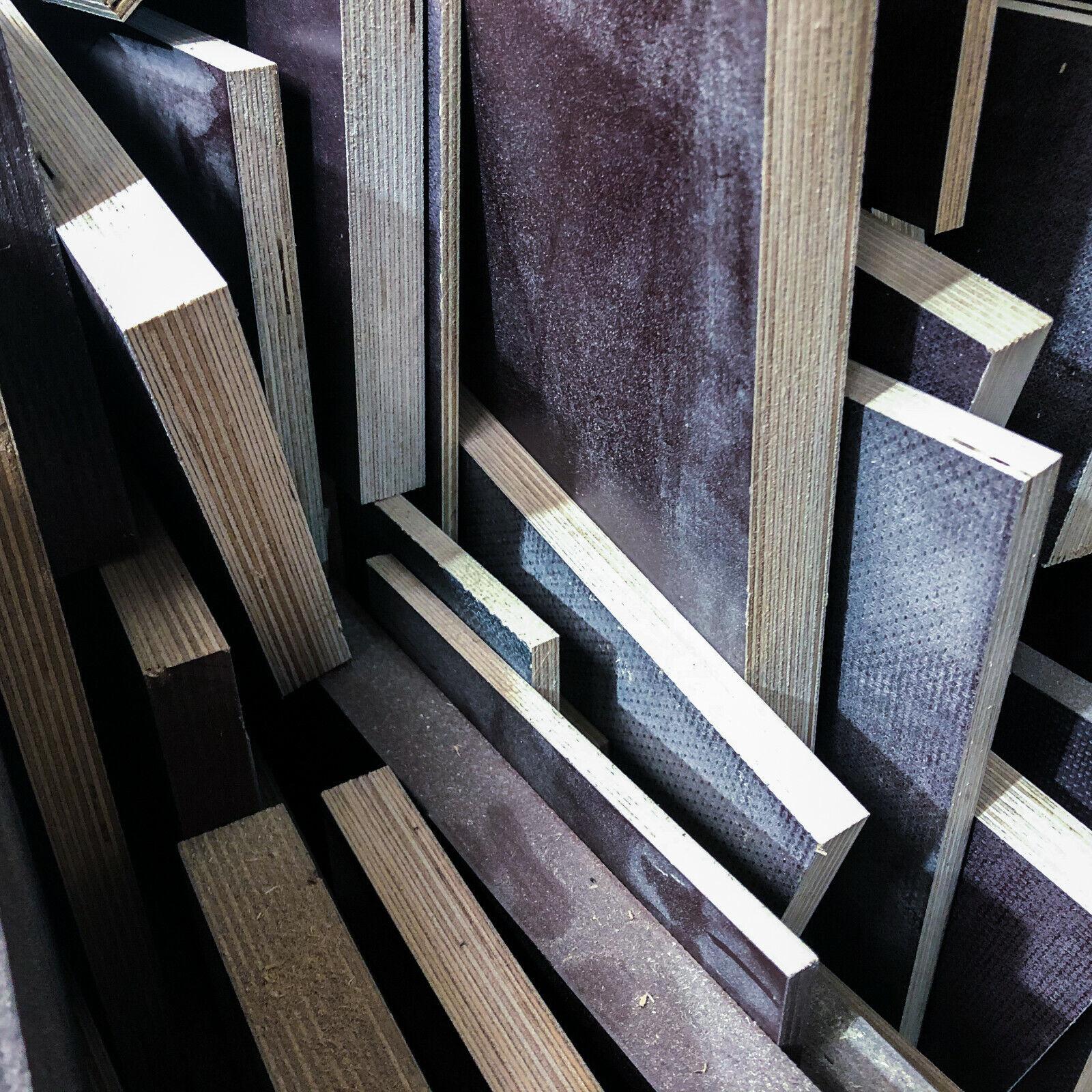 10x20 cm Siebdruckplatte 12mm Zuschnitt Multiplex Birke Holz Bodenplatte