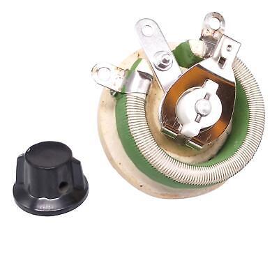 50w 30 Ohm High Power Wirewound Potentiometer Rheostat Variable Resistor