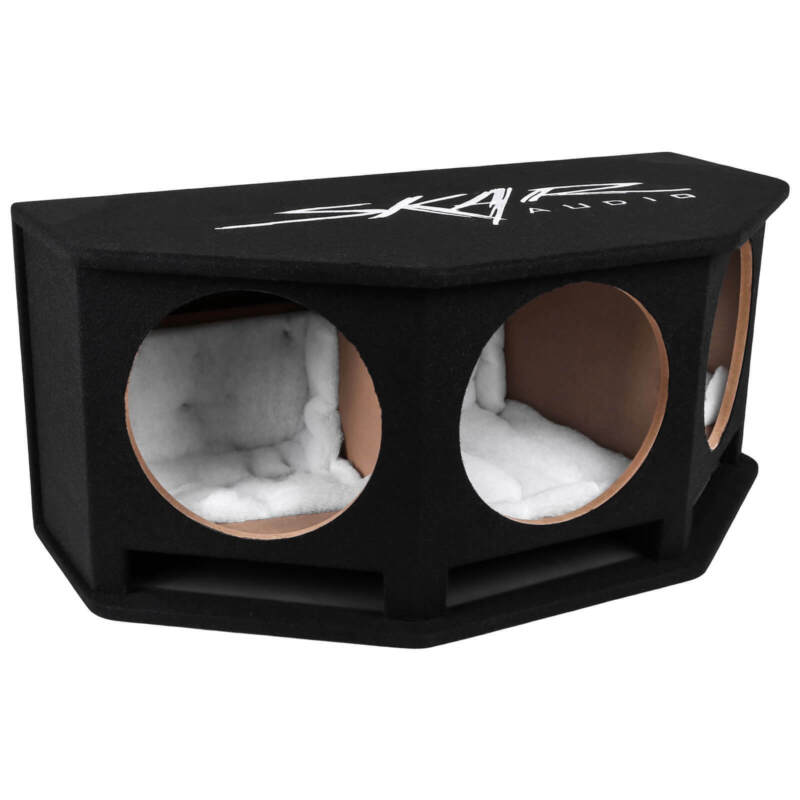 "NEW SKAR AUDIO SK3X12V TRIPLE 12"" PORTED SUB ENCLOSURE 5.25 FT^3 @ 36 HZ"
