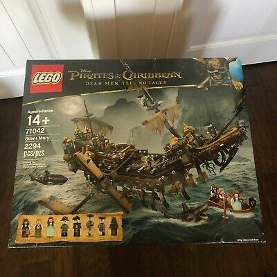 LEGO Pirates Of The Caribbean 71042 Silent Mary New