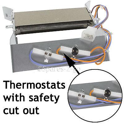 INDESIT Tumble Dryer Heater Element IS70 ISS70 IS70C IS70CS IDV65 IDC75 2300W