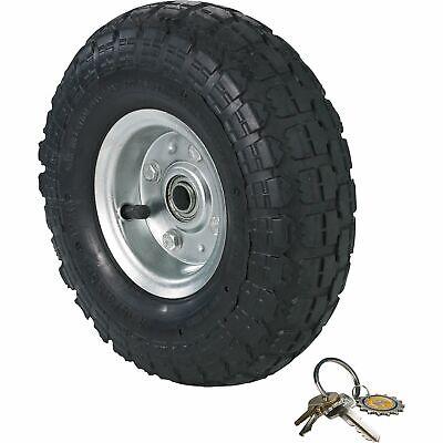 Ironton 10in. Knobby Pneumatic Tire