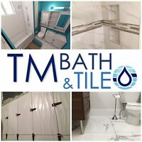 Bathroom Renovation Specialist & Journeyman Plumber.
