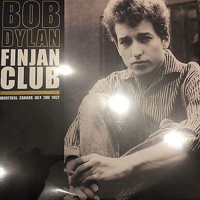 Bob Dylan Finjan Club 2 X Vinyl Lp    New And Sealed