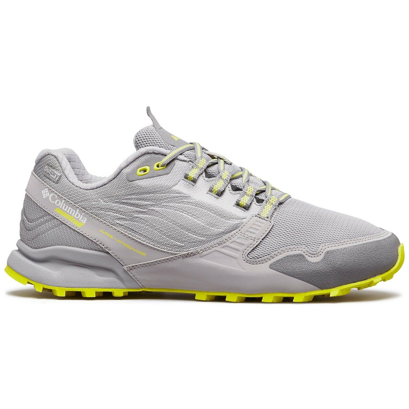 Men's Brand New Columbia Alpine FTG Outdry Athletic Sneakers
