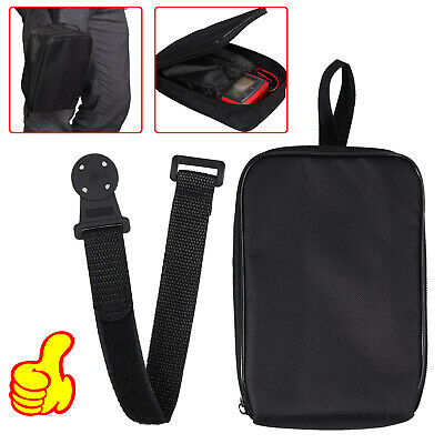 Digital Multimeter Carrying Case Bag Hanger Strap For Fluke 115 116 117 175 177