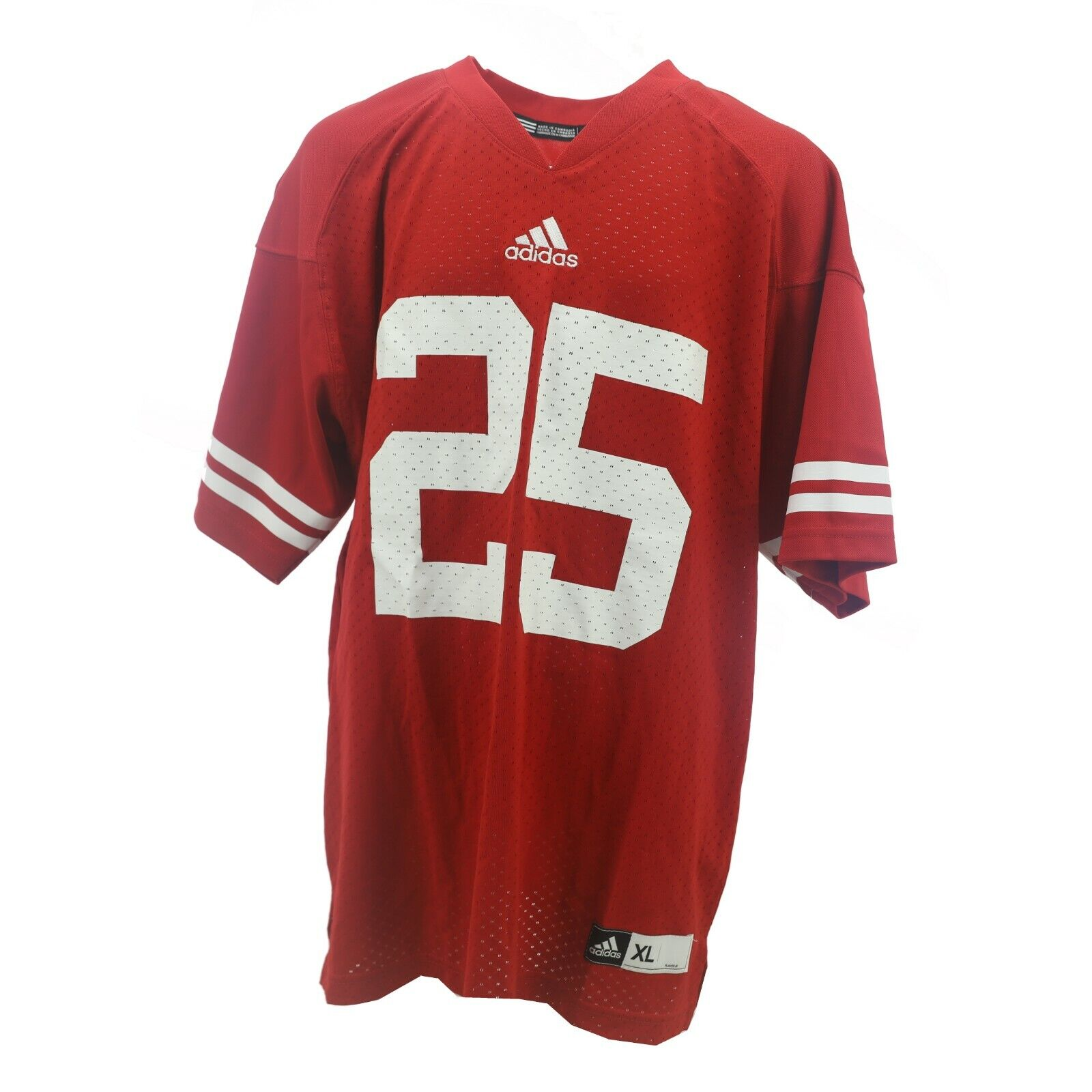 Wisconsin Badgers Official NCAA Adidas Kids Youth Size Football ...