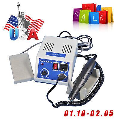 Dental Lab Portable Marathon Micromotor N3 Drill Polisher 35k R.p.m Handpiece M3