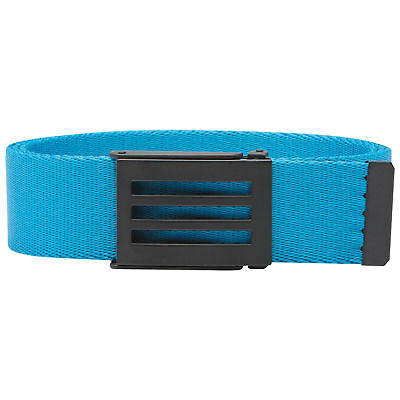 Adidas Golf Webbing Belt *ONE SIZE FITS ALL SKY BLUE GOLF FORMAL...