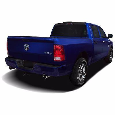 MATTE BLACK TRUCK CAB Spoiler WING 982859 For: RAM 3500 2010-2021