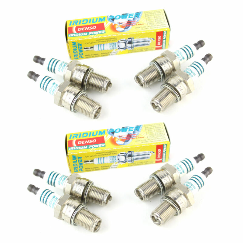 8x Lexus GS 430 Genuine Denso Iridium Power Spark Plugs