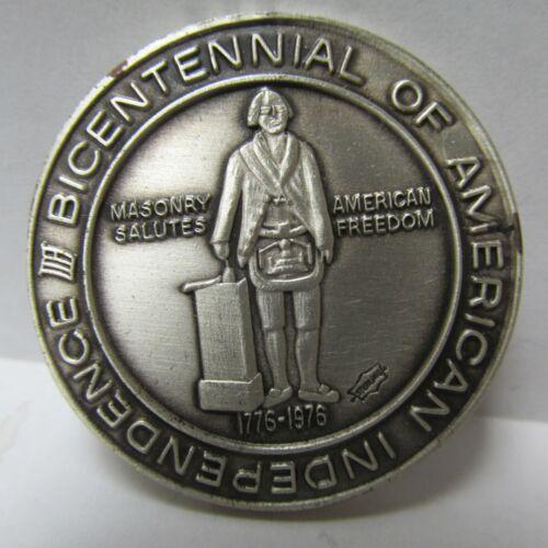 STERLING 1976 USA BICENTENNIAL GRAND LODGE OF KANSAS 32MM
