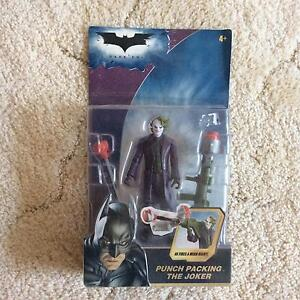 BATMAN THE DARK KNIGHT PUNCH PACKING JOKER FIGURE Beverley Park Kogarah Area Preview