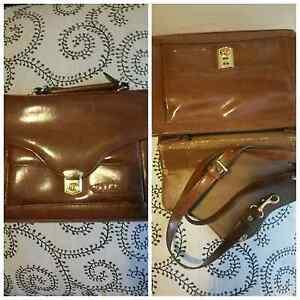 Vintage minimalist handbag Leederville Vincent Area Preview