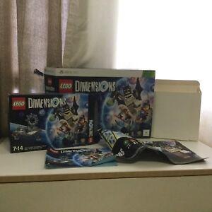 Lego Dimensions Xbox 360 Starter set box only Rosebery Inner Sydney Preview