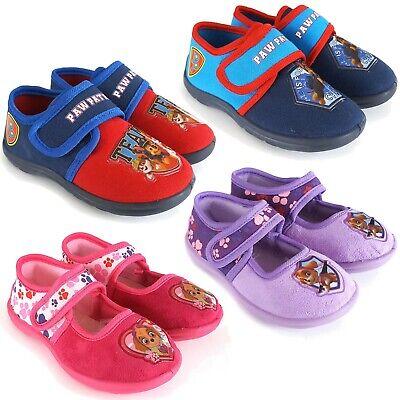 sschuhe Paw Patrol Pantoffeln Kinder Kindergartenschuhe Skye (Paw Hausschuhe)