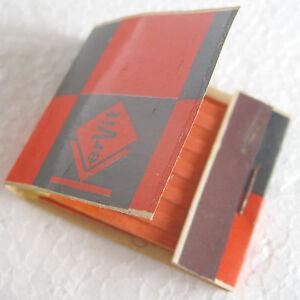 KERVIT-CERMIC-s-a-Gland-matchbox-caja-de-cerillas-VINTAGE