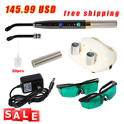 Dental Diode Laser System Wireless Laser Pen Soft Tissue Perio Perio Pad Light
