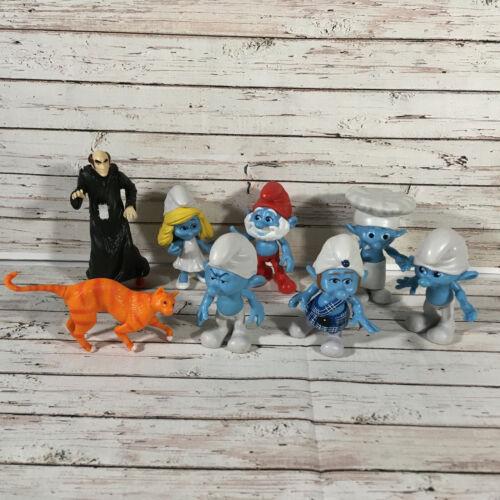 Smurfs 20727 Scorpio Smurf Scorpion Astrology Zodiac Figure Vintage Toy PVC Peyo