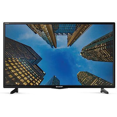 Sharp LC 40 FG5342E - 102 cm (40 Zoll) Fernseher (Full HD, Smart TV, WLAN,