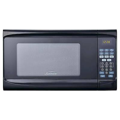 Sunbeam 0.7 Cu. Ft. Digital Microwave Oven - Black