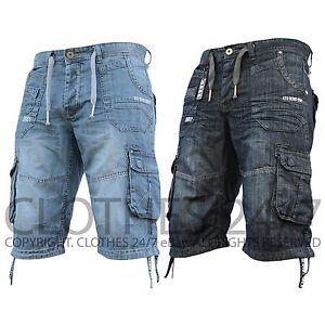 New Mens Shorts Eto Jeans Branded Designer Combat Cargo Summer ...