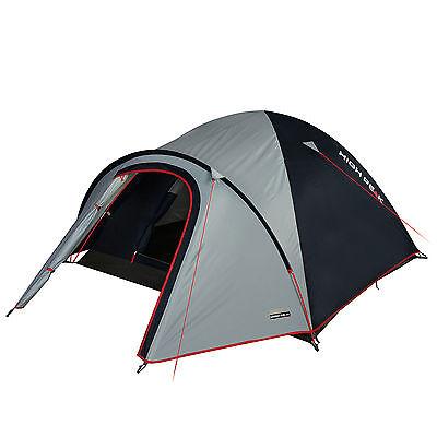HIGH PEAK Iglu Zelt Nevada -4 Personen Camping Kuppelzelt Trekkingzelt 3000mm WS
