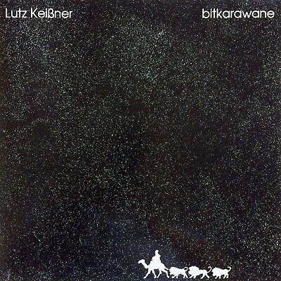 Lutz Keißner – Bitkarawane 1987 SYNTH POP AMBIENT Syncomp – SYN 11987 VINYL LP