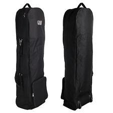 Neuf rembourré sac de golf flight travel case cover avec roues léger vacances