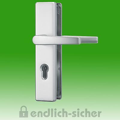ABUS Schutz-Drückergarnitur KLS 114 Alu F1