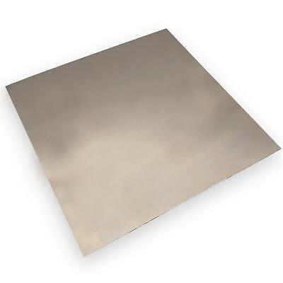 Us Stock 0.2mm X 200mm X 200mm Titanium Plate Ti Titan Tc4 Gr5 Plate Sheet Foil