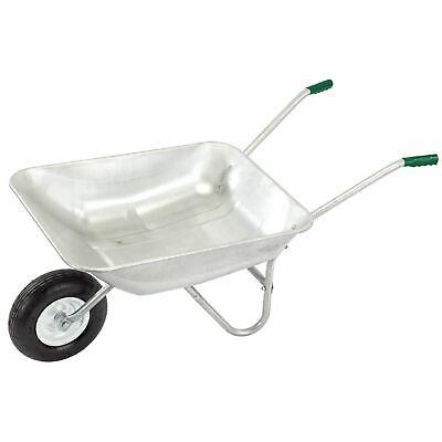 Draper Galvanised Wheelbarrow (65L) 31619