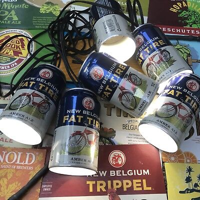New Belgium Brewing Beer Can Led Party - Led Beer Lights