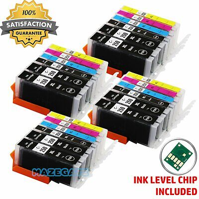 Ink Cartridges for Canon PGI-250XL CLI-251 XL Pixma MG5620 MG5520 MG6620 MX922