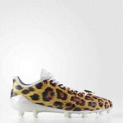 Adidas adizero 5-Star 6.0 UNCAGED Men's Football Cleats Style BW0354 MSRP $125