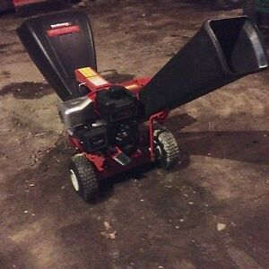 MTD Yard Machines Wood Chipper