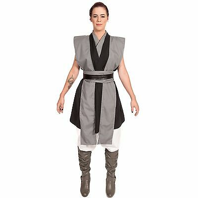Sith Lord Halloween Custom Star Wars Tunic Outfit Jedi Knight adult Costume men](Sith Lord Halloween Costume)