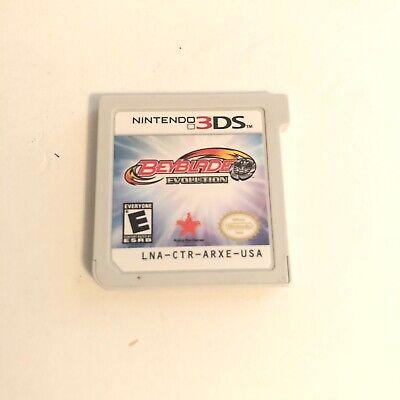 Beyblade Evolution (Nintendo 3DS) XL 2DS Game