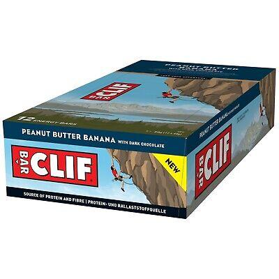 Clif Bar Shot Bloks Peanut Butter Banana 68g x 12 Box, Natural Energy, Organic