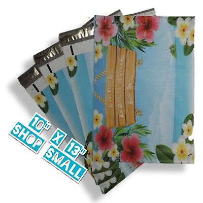 Upaknship 10x13 Shop Small Designer Poly Mailers Shipping Envelopes