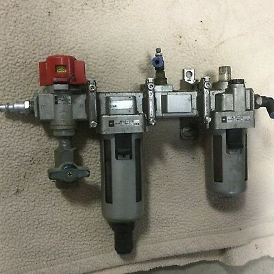 Water Seperator And Oiler