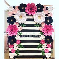 Paper Flower Backdrop - Kate Spade