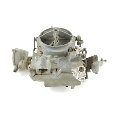 - GM 2 Jet Rochester Carb 7023062 Carburetor GMC Chevy Made in USA Two Barrel